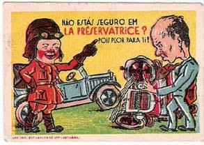Companhia de Seguros - La Préservatrice