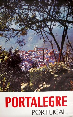 Cartaz Portalegre. Portugal