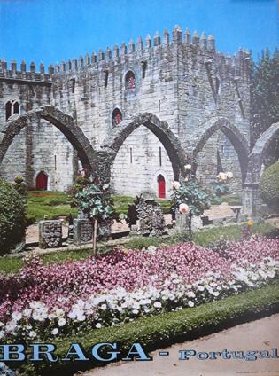 Cartaz Braga - Portugal