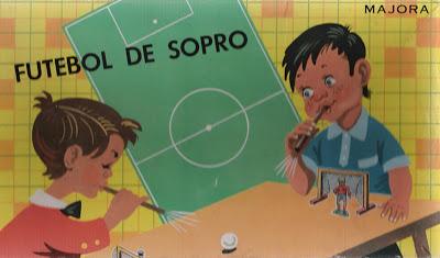 Jogo antigo da Majora Futebol de Sopro