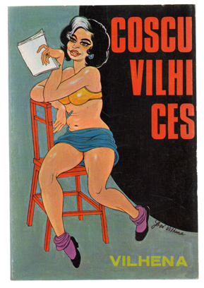 Coscuvilhices livro de José Vilhena