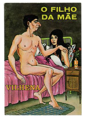 Filho da Mãe, livro de José Vilhena