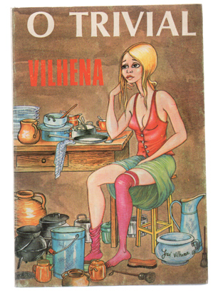 O Trivial, livro José Vilhena