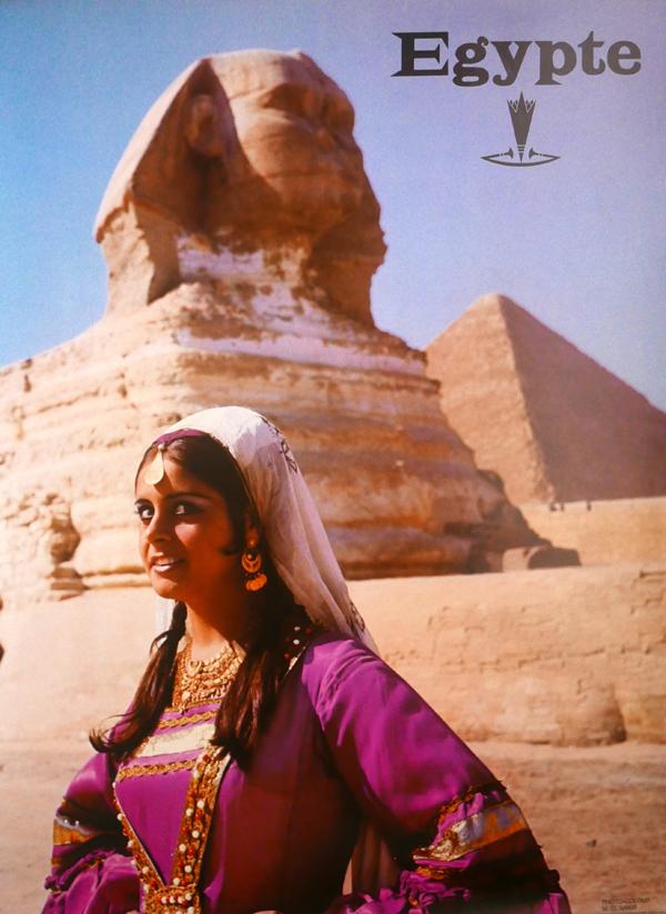 Cartaz do Egipto
