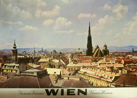 Cartaz da Áustria