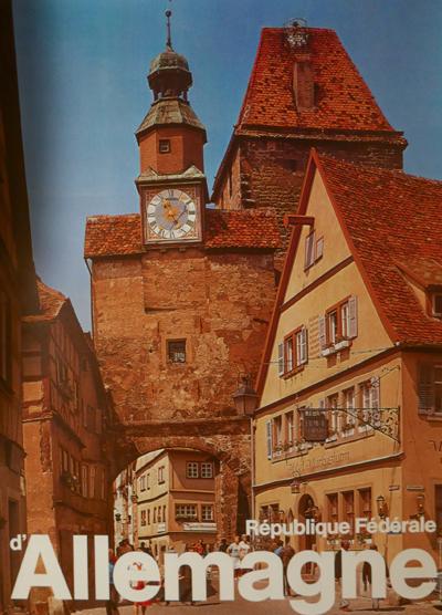 Cartaz da Alemanha