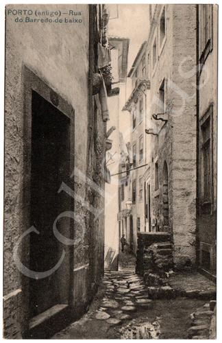 Postal Porto (antigo) – Rua do Barredo de baixo