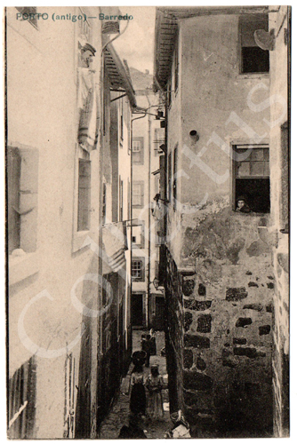Postal Porto (antigo) - Barredo