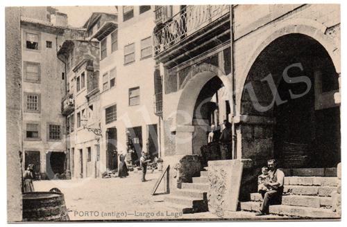 Postal Porto (antigo) – Largo da Lage