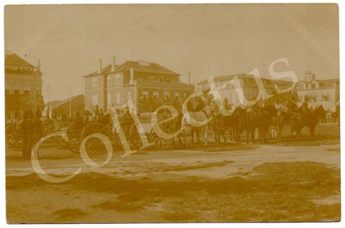 Postal antigo fotográfico do Porto