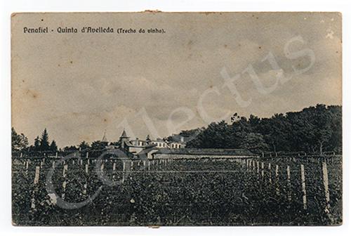 Postal antigo de Penafiel
