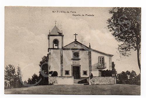 Postal antigo Santa Maria da Feira