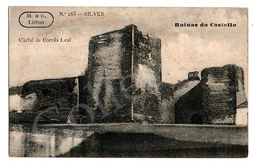 Postal antigo de Silves