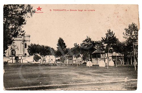 Postal antigo de São Torcato