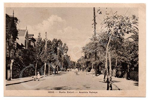 Postal antigo Estoril