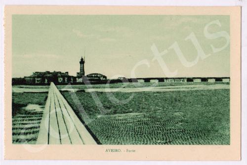 Postal antigo de Aveiro