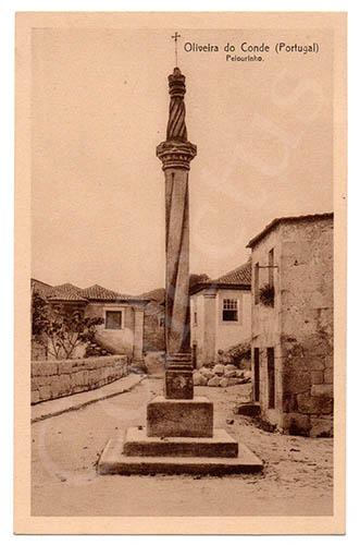 Postal antigo de Oliveira do Conde
