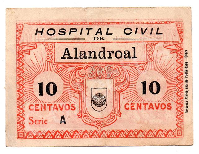Cédula antiga do Alandroal