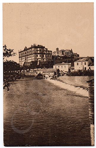 Postal antigo de Vila do Conde