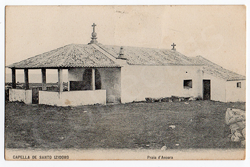 Postal antigo de Vila Praia de Âncora