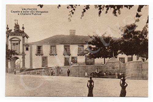 Postal antigo de Valpaços