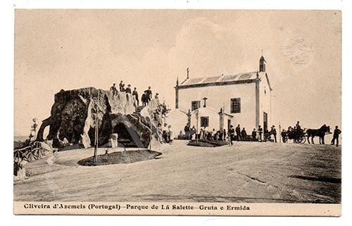 Postal antigo de Oliveira de Azeméis